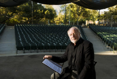 Tom Morris will retire as Artistic Director of the Ojai Music Festival after the 2019 season.